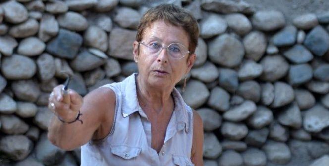 Prof. Dr. Isabella Caneva Yumuktepe Höyüğü kazılarını anlattı