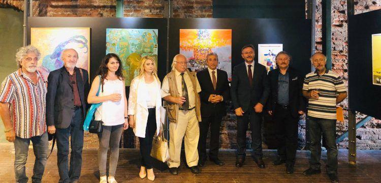 Anadolu Uygarlıklarından İzler sergisi Darphane-i Amire'de açıldı