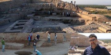 Kilisteki Oylum Höyükte 4 bin yıllık saray kalıntılarına ulaşıldı