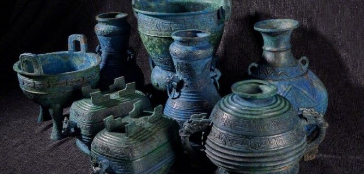 2,000-year-old bronze relics returned to china from japan