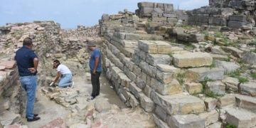 Tieion Antik Kentinde bulunan demir ocağı maden tarihini aydınlatıyor