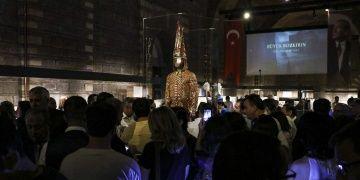 Anadolu Medeniyetleri Müzesinde Büyük Bozkırın Tarihi sergisi açıldı