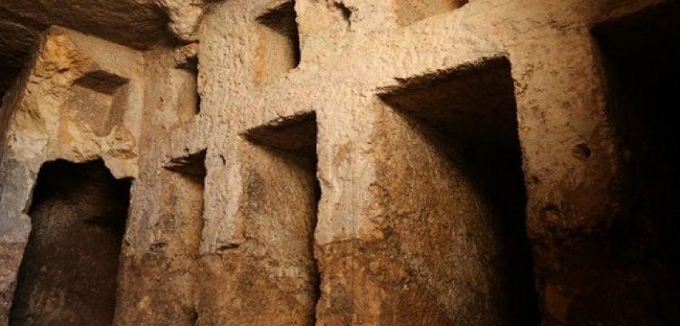 Halfeti'deki Macunlu Kaya Mezarları I. Derece Arkeolojik Sit Alanı oldu