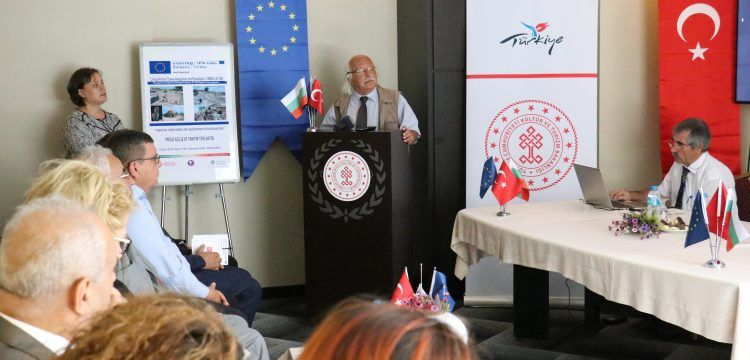 Yaşayan Tarihi Kentler: Aşağıpınar ve Rusokastro Projesi tanıtıldı