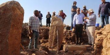 Prof. Dr. Bahattin Çelik: Harbetsuvanda Göbeklitepedeki gibi tapınak alanları tespit ettik