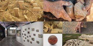Sinem Dişlinin Oyuklar ve Höyükler: Göbekli Tepeye Bir Bakış sergisi açıldı