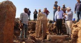 Prof. Dr. Bahattin Çelik: Harbetsuvanda Göbeklitepede gibi tapınak alanları tespit ettik