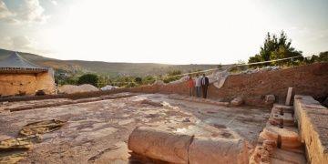 Şehitkamil Belediye Başkanı, Dülük Antik Kenti arkeoloji kazılarını inceledi