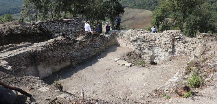 Arkeologlar Çobankale'nin sarnıcını gün yüzüne çıkarttılar