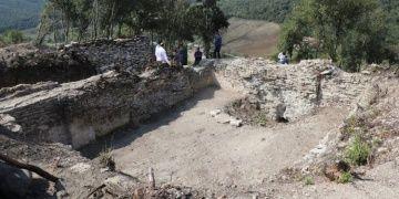 Arkeologlar Çobankalenin sarnıcını gün yüzüne çıkarttılar