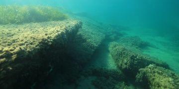 Su altı arkeologları Alexandria Troas liman kentinin kalıntılarını tarıyor