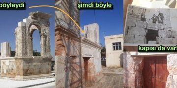 Antepte 1800 yıllık Hasanoğlu Anıt Mezarının restorasyonu sorgulanıyor