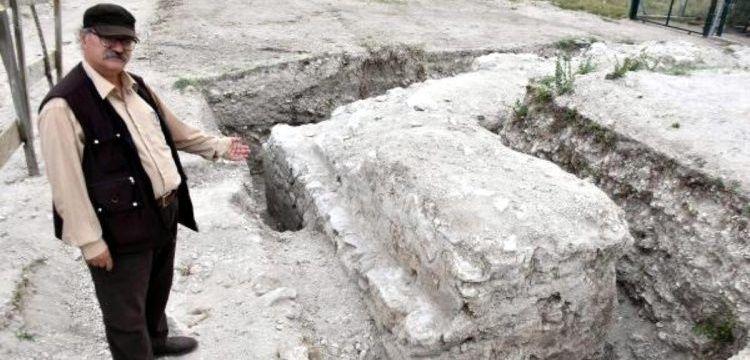 Edirne'de erken bizans devrinden kalma su dağıtım şebekesi bulundu