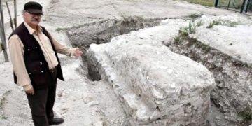 Edirnede erken bizans devrinden kalma su dağıtım şebekesi bulundu