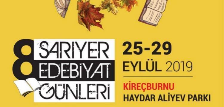 Sarıyer Edebiyat Günleri 8'inci kez Kireçburnu'nda düzenleniyor
