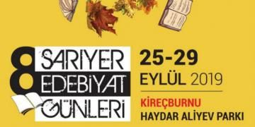 Sarıyer Edebiyat Günleri 8inci kez Kireçburnunda düzenleniyor
