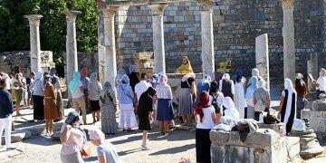 Rus Ortodokslar Efes Antik Kentinde yılda 4 kez ayin düzenleyecek
