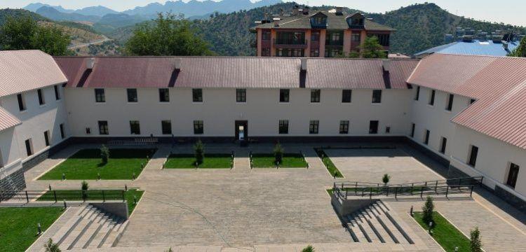 Tunceli Müzesi ziyaretçilere kapılarını açtı