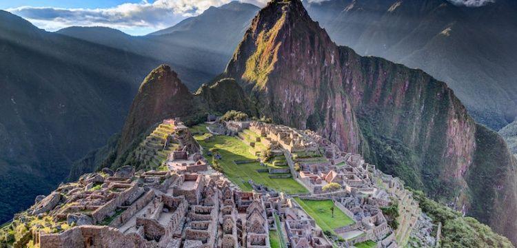 Machu Picchu Kasıtlı Olarak Faylar Üzerine İnşa Edilmiş