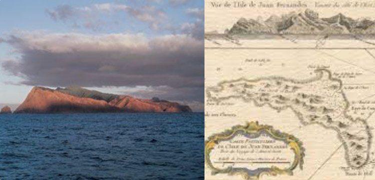Şili'de Robinson Crusoe Adası'da 10 milyar dolarlık define tartışması