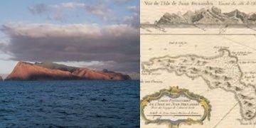 Şilide Robinson Crusoe Adasıda 10 milyar dolarlık define tartışması
