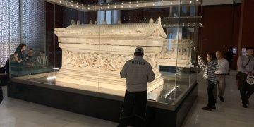 Koronavirüs Zamanı Sanal Müze Ziyaretçisi 800 Bini Aştı