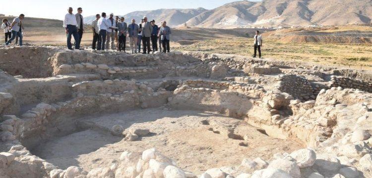 Hasankeyf Höyüğü'ndeki arkeolojik kurtarma kazıları tamamlandı