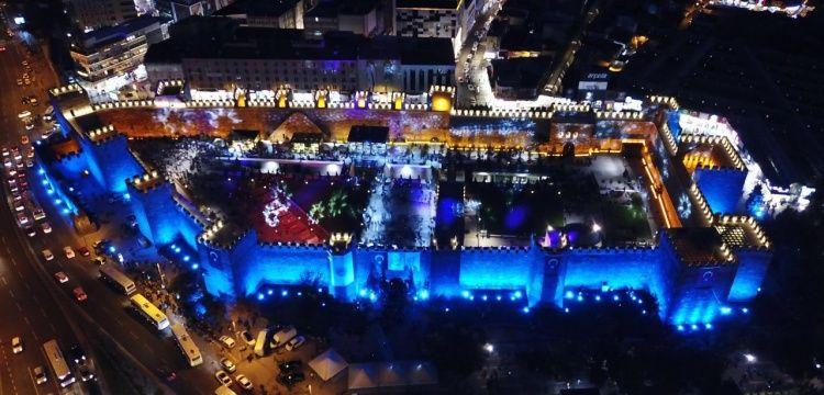 Kayseri Kalesi, kültür ve sanat merkezi olarak törenle hizmete açıldı