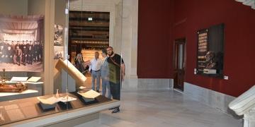 İstanbul Arkeoloji Müzesinde tadilattan çıkıp ziyarete açılan bölümlere ilgi yoğun