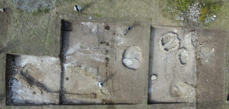 Kahin Tepe'de bulunan atölye Göbeklitepe ile çağdaş