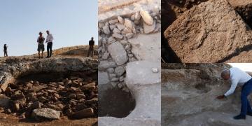 Karahantepe arkeoloji kazılarında ilk bulunan figürler Yılan ve Tilki