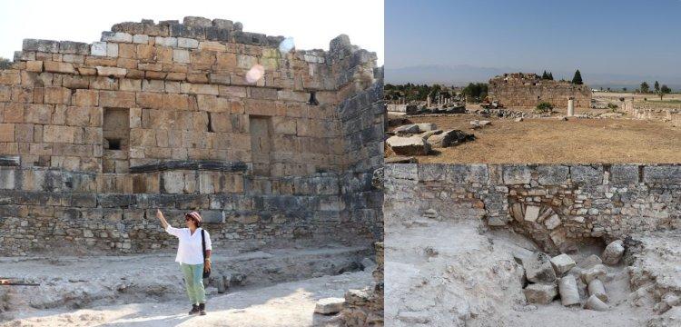 Romalı mühendisler 'kutsal çeşmeyi' depremden kurtarmayı başarmış