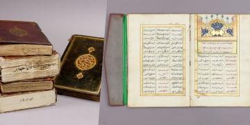 Osmanlı Yazmalarından Hikâyeler Hafıza-i Beşer sergisinde
