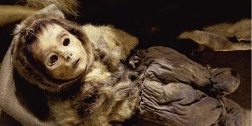 Grönlandda 500 yıl önce donarak mumyalaşan 8 kişilik aile