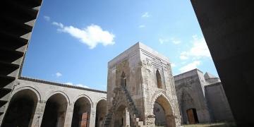 Sultanhanı Kervansarayı kültür merkezi olmaya hazırlanıyor