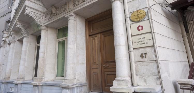 İstanbul Araştırmaları Enstitüsü'nde Bursiyer Konuşmaları başladı