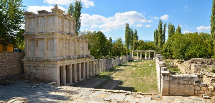 Aphrodisias Antik Kenti'nde son 3 yılda yapılan arkeolojik keşifler