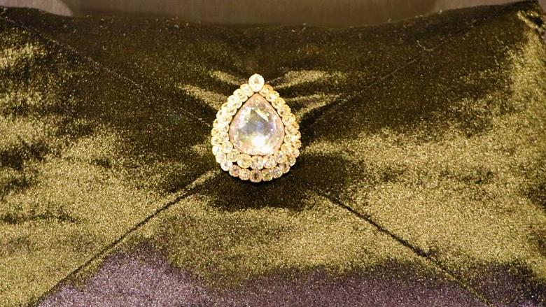 Dünyanın en meşhur tarihi mücevheri: Kaşıkçı Elması