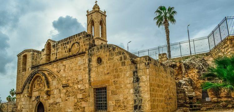 Kıbrıs'taki Ayia Napa Manastırı'nda toplu mezar bulunduğu açıklandı