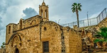 Kıbrıstaki Ayia Napa Manastırında toplu mezar bulunduğu açıklandı