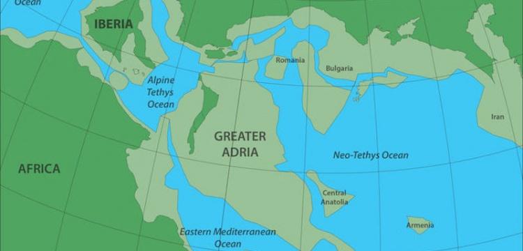 Avrupa'nın Altına Gömülmüş Kayıp Kıta: Büyük Adria