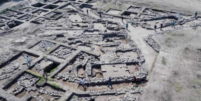 İsrailde 5 bin yıllık 6 bin kişilik Erken Tunç Çağı kenti bulundu