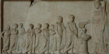 Klasik Mitolojide Tanrıçalar atölyesi bugün Demeter - Ceres ile başlıyor