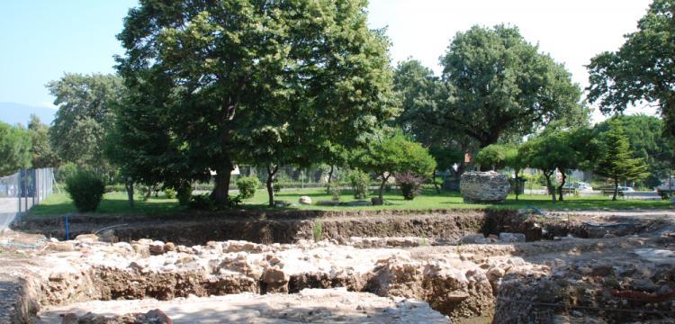 Adremeytteion Antik Kenti'nde 2019 yılı arkeoloji kazıları sona erdi