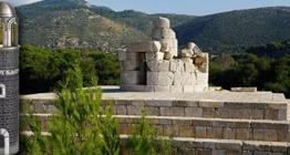 Patara Deniz Feneri taş hastanesi ile yeniden inşa edilecek