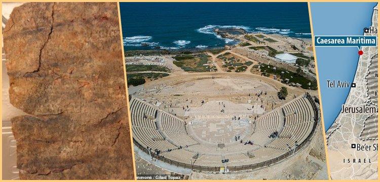 Bizanslı atlet için yapılan 1500 yıllık lanetleme büyüsü 'çözüldü'
