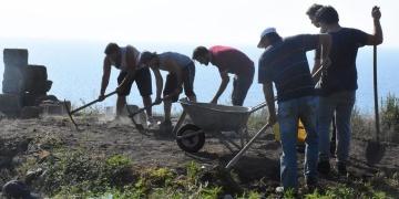 Tieiondaki antik tapınağın ayağa kaldırılması hedefleniyor