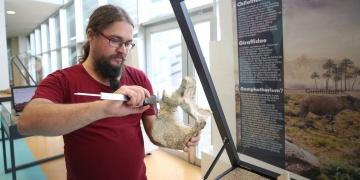 Fosil uzmanı Dr. Juha Saarinen: Kayserideki fosilin dünyada benzeri yok