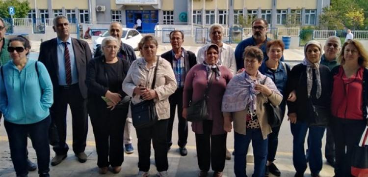 Turgut Köylüleri 3. Derecede Arkeolojik SİT alanı için dava açtı