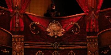Sultan 5. Murad bale sahnesinde ilk kez boy gösterdi